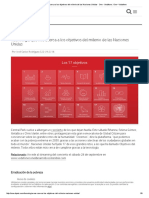 Tecnología Que Nos Acerca a Los Objetivos Del Milenio de Las Naciones Unidas - One - Vodafone _ One – Vodafone