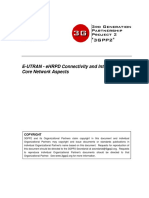 3G -Core Networks Aspects