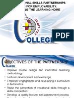 Orbit College-harrow Consortium Partnership