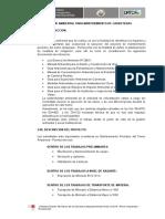 Informe de Evaluacion Ambiental Amparaes