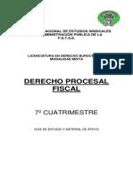 7°DERECHO PROCESAL FISCAL
