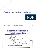 2.Conduction in Semiconductors