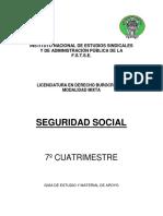 7° SEGURIDAD SOCIAL