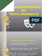 Características Do Teatro