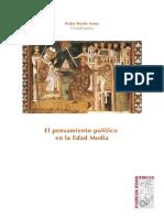 Filosofia Politica en La Edad Media