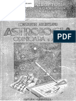 Constantin Arginteanu - Astrologia odinioara si azi
