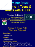 1A Brown - Smart but Stuck Emotions in Teens and Adults With ADHD