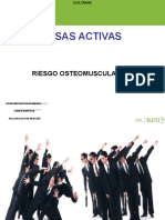 Capacitacion Pausas Activas Brigada 2015