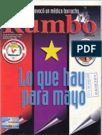 REVISTA RUMBO- 106