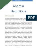 Anemia Hemolitica 2016