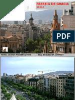 Barcelona Ps de Gracia)