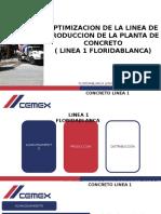 OPTIMIZACION DE PRODUCCION PLANTA DE CONCRETO LINEA 2.pptx