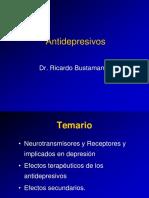 Clase - Antidepresivos I[1]