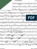 Cisne Trombone Em c