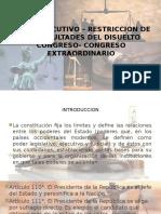Articulos de La Constitucion (1)