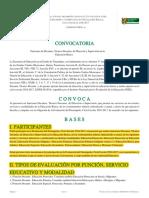 Convocatoria_Tamaulipas EVALUACION DOCENTE 2016-2017