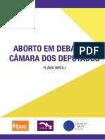 Aborto Em Debate Na Câmara Dos Deputados - FLÁVIA BIROLI (ESTUDO)