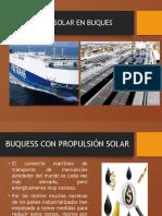 Propulsion Solar en Buques