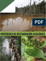 Protocolo de Restauracion Ecologico