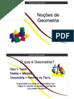 Teoria de Geometria