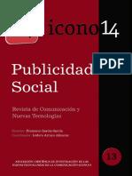 Publicidad Social. Revista Icono14 n 13