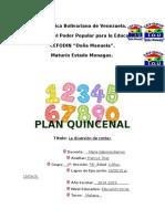 Los Numeros Plan