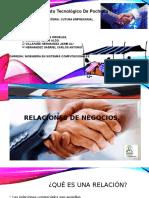 Relaciones en Los Negocios