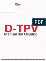Manual Del Usuario D-TPV