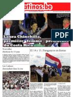 N°5 Latinos.be 15 mayo 2010