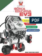 Manual Técnico - Mindstorms EV3