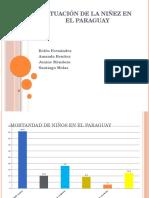 Situación de La Niñez en El Paraguay