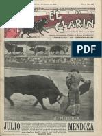 El Clarín (Valencia). 6-2-1926