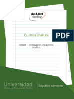 Unidad1.Introduccionalaquimicaanalitica
