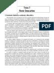 Tema 9 Racionalismo Continental Descartes.
