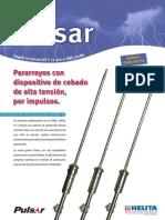 Pararrayos Pulsar 30-45-60 - ESP