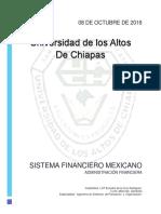 Sistema Fianciero Mexicano 1