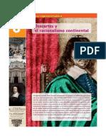 UD8. Descartes y El Racionalismo Continental