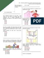 D15 – Resolver Problema Que Envolva Variação Proporcional