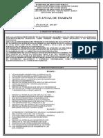 Plan Anual de Trabajo Matematicas III 2016-2017(Academia)