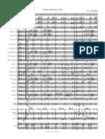 Capote de Grana Y Oro (Full Score) (Arr. Juan Villodre)