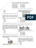 D32 –Resolver Problema de Contagem Utilizando o Princípio Multiplicativo