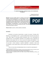 Análise de Olhos Dágua - Conceição Evaristo