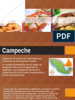 Gastronomía de Campeche