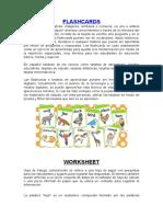 Flashcards Wordcard,Etc