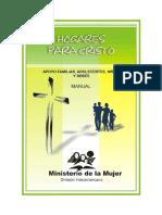 IASD. Hogares Para Cristo