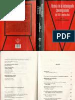 MORALES MORENO Historiografia Contemporanea Moreno Ed