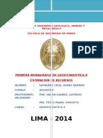 Segunda Monografia de Geoestadistica i (1)