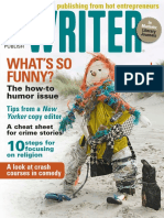 The Writer - June 2015 USA