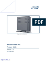ATCOM MANUAL PBX