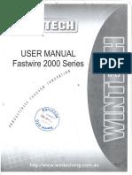 Wintech Fastwire 2000